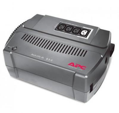 Back-UPS 650VA, 230V, without auto-shutdown software, Russia
