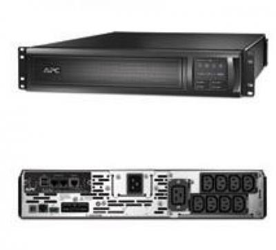 Smart-UPS X 3000VA Rack/Tower LCD 200-240V with Network Card