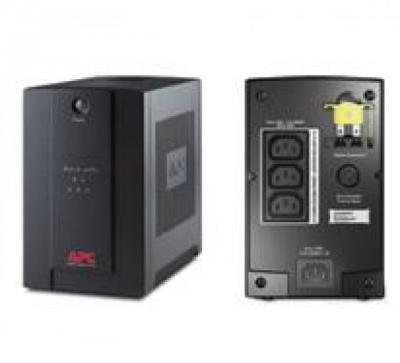 Back-UPS RS 500, 230V without auto shutdown software, Russia, ME, Africa